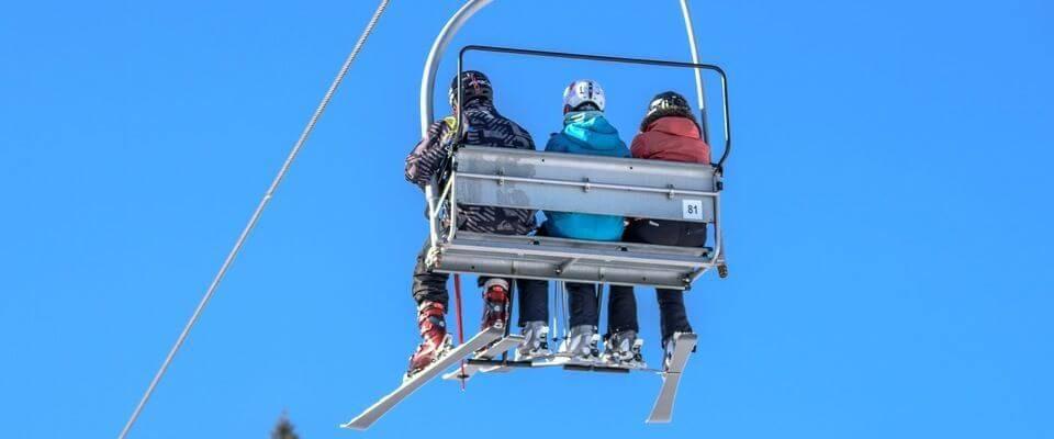 Skiing in Ischgl is always fun