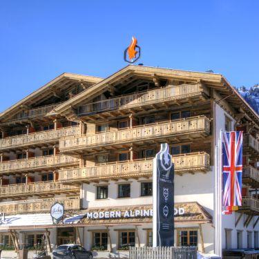 Skiing in St Anton - best hotels