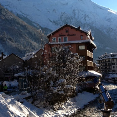 skiing in chamonix - with the best hotels