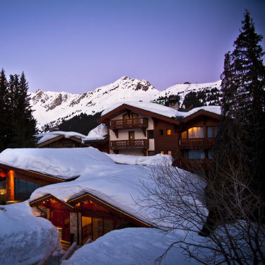 Perfect Ski Hotel in Courchevel 1850