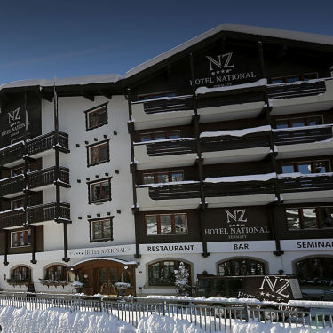 Skiing in Zermatt - the best hotels