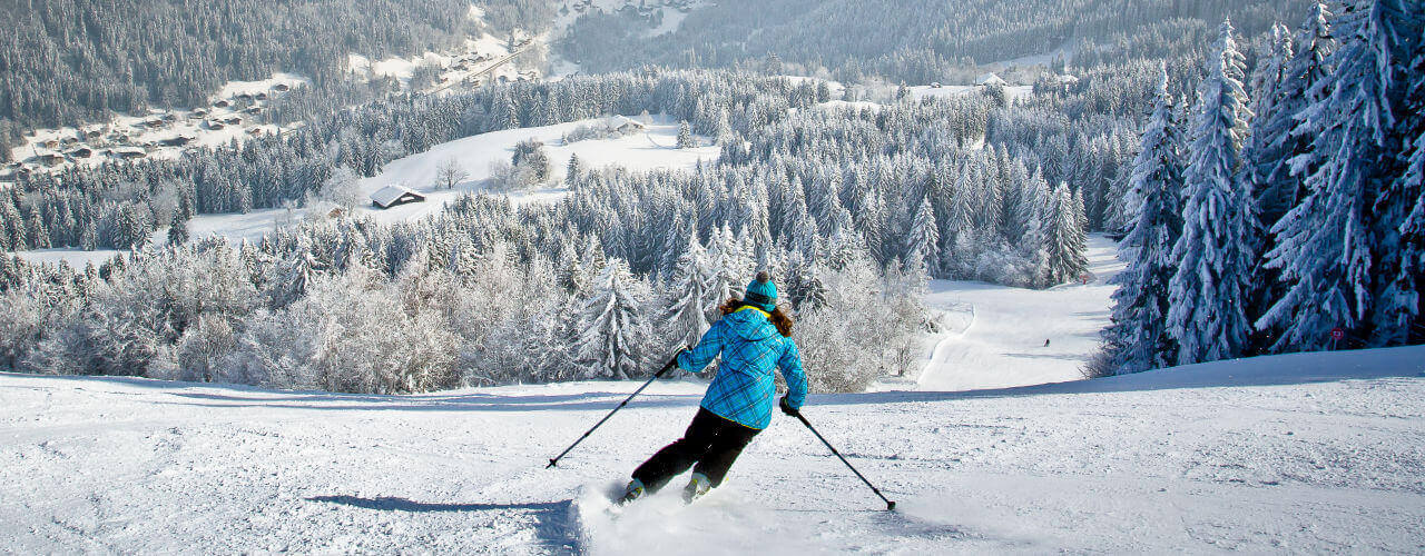 Skiing in Morzine - a beatiful adventure