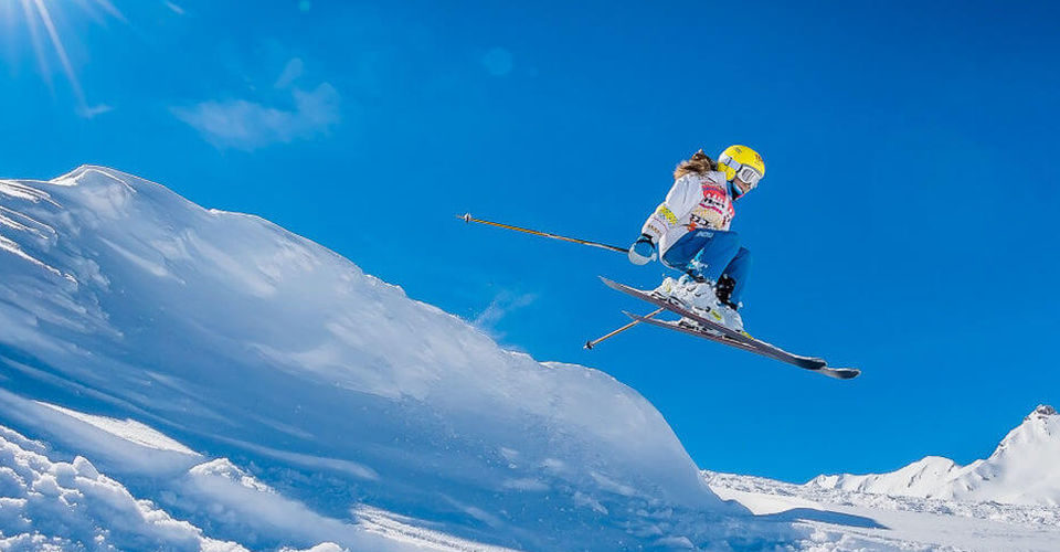 Skiing in Val'Isere - an absolute adventure for skiers and snowboarders