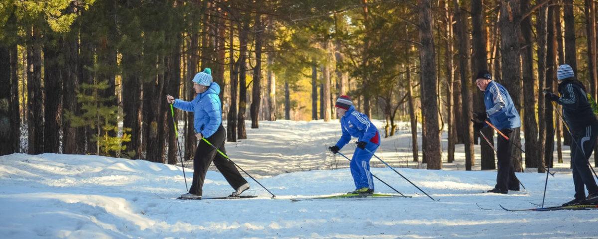 Skiing in Folgaria is always fun